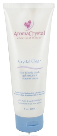 DROPPED: Aroma Crystal - Crystal Clear Face & Body Wash - 8 oz. CLEARANCE PRICED