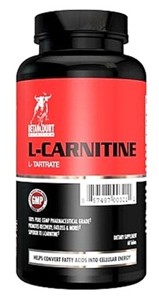 DROPPED: Betancourt Nutrition - L-Carnitine L-Tartrate - 60 Capsules
