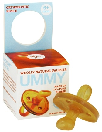 DROPPED: Ummy - Pacifier Orthodontic Nipple 6-12 Months - CLEARANCE PRICED