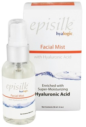 DROPPED: Hyalogic - Episilk Facial Mist with Hyaluronic Acid - 2 oz. CLEARANCE PRICED
