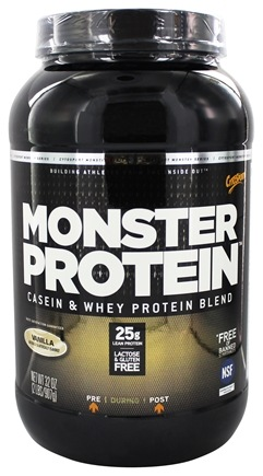 DROPPED: Cytosport - Monster Protein Casein & Whey Blend Vanilla - 2 lbs.