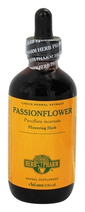 Herb Pharm - Passionflower Extract - 4 oz.