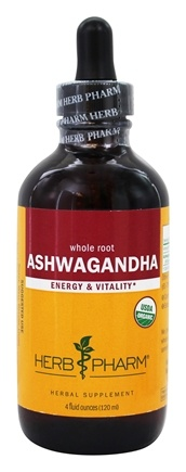 Herb Pharm - Ashwagandha Extract - 4 oz.
