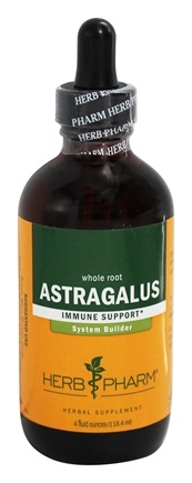 DROPPED: Herb Pharm - Astragalus Extract - 4 oz.