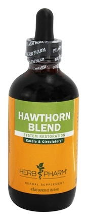 Herb Pharm - Hawthorn Blend Extract - 4 oz.