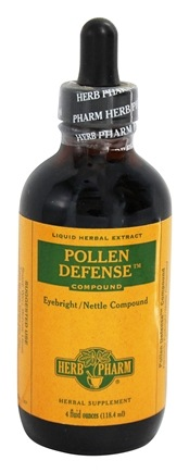 Herb Pharm - Pollen Defense Compound - 4 oz. CLEARANCE PRICED