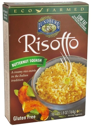 DROPPED: Lundberg - Risotto Butternut Squash - 5.8 oz.