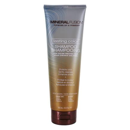 Mineral Fusion - Shampoo Lasting Color For Color-Treated Hair - 8.5 oz.
