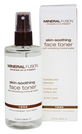 Mineral Fusion - Skin Soothing Face Toner - 3.3 oz.