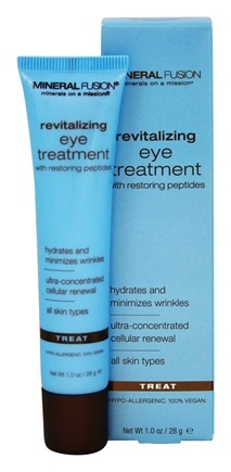 DROPPED: Mineral Fusion - Revitalizing Eye Treatment - 1 oz.