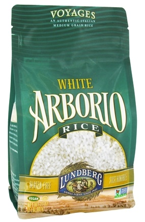 DROPPED: Lundberg - White Arborio Rice - 32 oz.