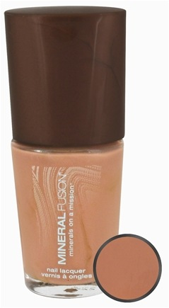 DROPPED: Mineral Fusion - Nail Polish Sandstone - 0.33 oz. CLEARANCE PRICED