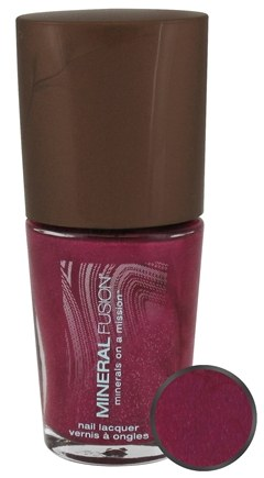 DROPPED: Mineral Fusion - Nail Polish Brilliant - 0.33 oz. CLEARANCE PRICED