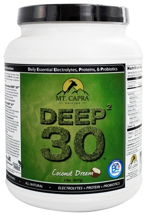 Mt. Capra Products - DEEP2 30 Coconut Dream - 2 lbs.