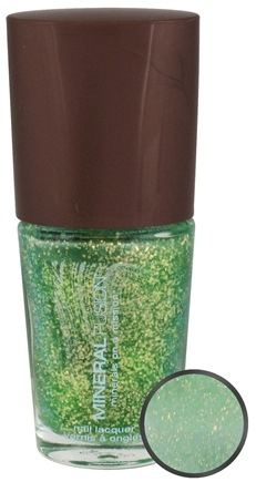 DROPPED: Mineral Fusion - Nail Polish Emerald Sand - 0.33 oz. CLEARANCE PRICED