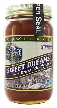 Lundberg - Sweet Dreams Brown Rice Syrup - 1 lb. 5 oz.