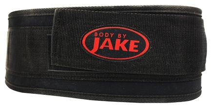 DROPPED: Body By Jake - Padded Lifting Belt X-Large - CLEARANCE PRICED