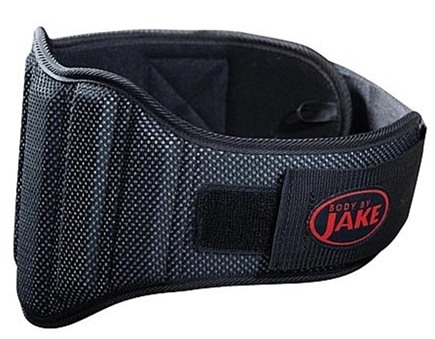 Body By Jake - Weight Lifting Belt Deluxe Small - CLEARANCE PRICED
