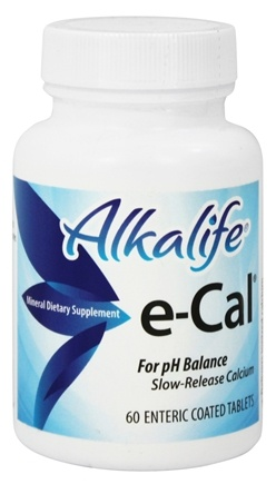 DROPPED: Alkalife - e-Cal - 60 Tablet(s)