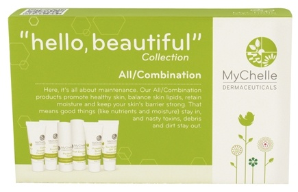 DROPPED: MyChelle Dermaceuticals - Hello Beautiful Skin Care Trial Set Collection All/Combination