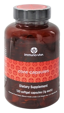 DROPPED: Immuno-Viva - Core Capsules - 120 Softgel Capsules