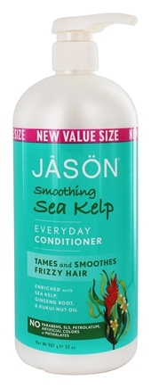 JASON Natural Products - Conditioner Every Day Sea Kelp - 32 oz.