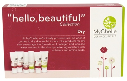 DROPPED: MyChelle Dermaceuticals - Hello Beautiful Trial Set Collection Dry