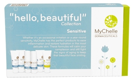 MyChelle Dermaceuticals - Hello Beautiful Trial Set Collection Sensitive