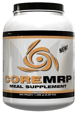 DROPPED: Core Nutritionals - Core MRP Meal Supplement Vanilla - 3.3 lbs. CLEARANCE PRICED