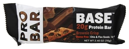DROPPED: Pro Bar - Base Bar Brownie Crisp - 2.46 oz.
