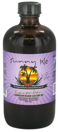 DROPPED: Sunny Isle - Jamaican Black Castor Oil Lavender - 8 oz.