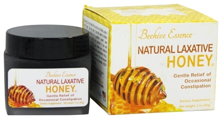 DROPPED: Beehive Essence - Natural Laxative Honey - 2 oz. CLEARANCED PRICED