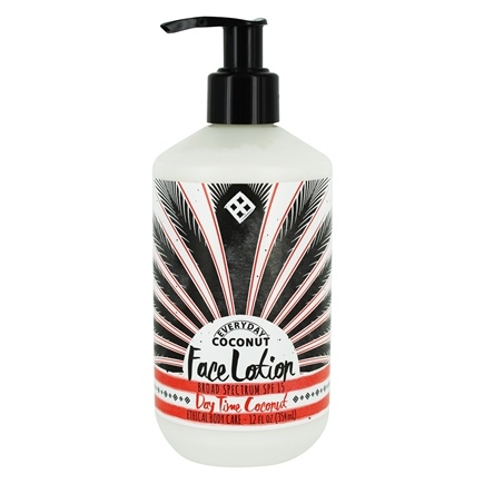Everyday Shea - Everyday Coconut Daily Face Lotion 15 SPF - 12 oz.