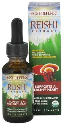 Fungi Perfecti - Host Defense Reishi Extract - 1 oz.