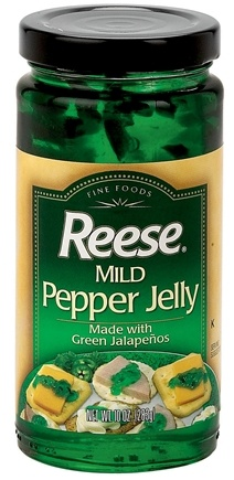 DROPPED: Reese - Mild Pepper Jelly - 10 oz. CLEARANCE PRICED