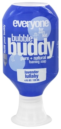 DROPPED: EO Products - Everyone for Kids Bubble Buddy Foaming Soap Lavender Lullaby - 4 oz.