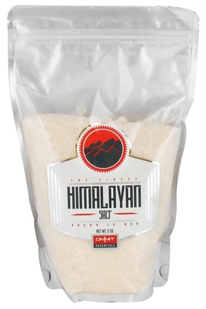 DROPPED: Onnit - Himalayan Salt - 2 lb.