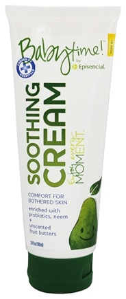 Episencial - Babytime! Soothing Cream - 4 oz.