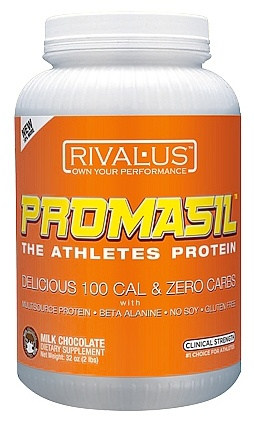 DROPPED: Rivalus - Promasil Milk Chocolate - 2 lbs. CLEARANCED PRICED