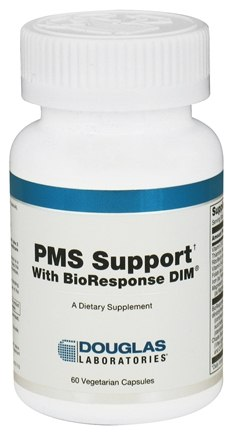 DROPPED: Douglas Laboratories - PMS Support - 60 Vegetarian Capsules CLEARANCE PRICED
