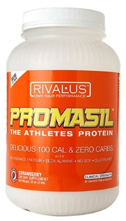 DROPPED: Rivalus - Promasil Strawberry - 2 lbs.