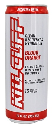 Kill Cliff - The Recovery Drink Tasty - 12 oz.