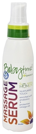 Episencial - Babytime! Massage Serum - 3.4 oz. CLEARANCE PRICED