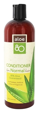 DROPPED: Lily Of The Desert - Aloe 80 Conditioner Normal Hair - 16 oz.
