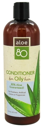 DROPPED: Lily Of The Desert - Aloe 80 Conditioner Oily Hair - 16 oz. CLEARANCE PRICED