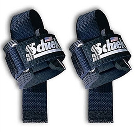 DROPPED: Schiek Sports - Power Lifting Straps - 1 Pair