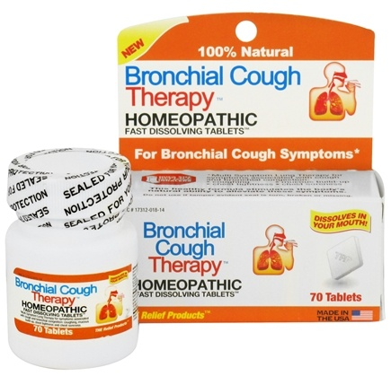 DROPPED: TRP Company - Bronchial Cough Therapy - 70 Tablet(s)