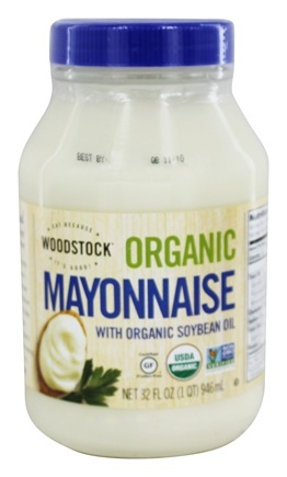 Woodstock Farms - Organic Mayonnaise - 32 oz.