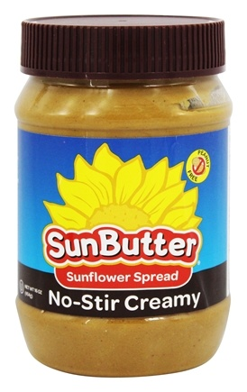 SunButter - Sunflower Butter Natural No-Stir Creamy - 16 oz.