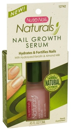DROPPED: Nutra Nail - Naturals Nail Growth Serum - 0.45 oz. CLEARANCED PRICED